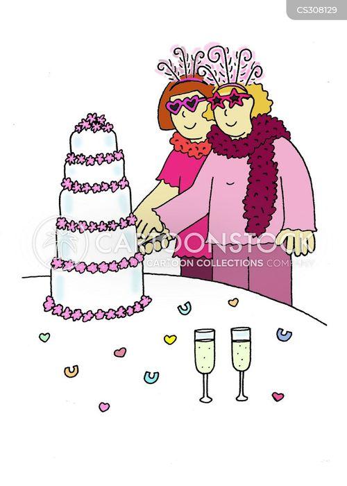 civil partnership cartoon