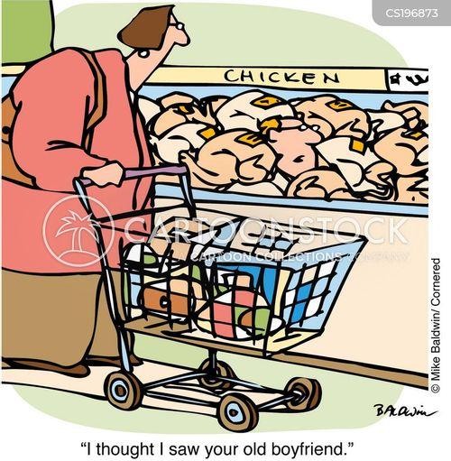 ex boyfriend cartoon
