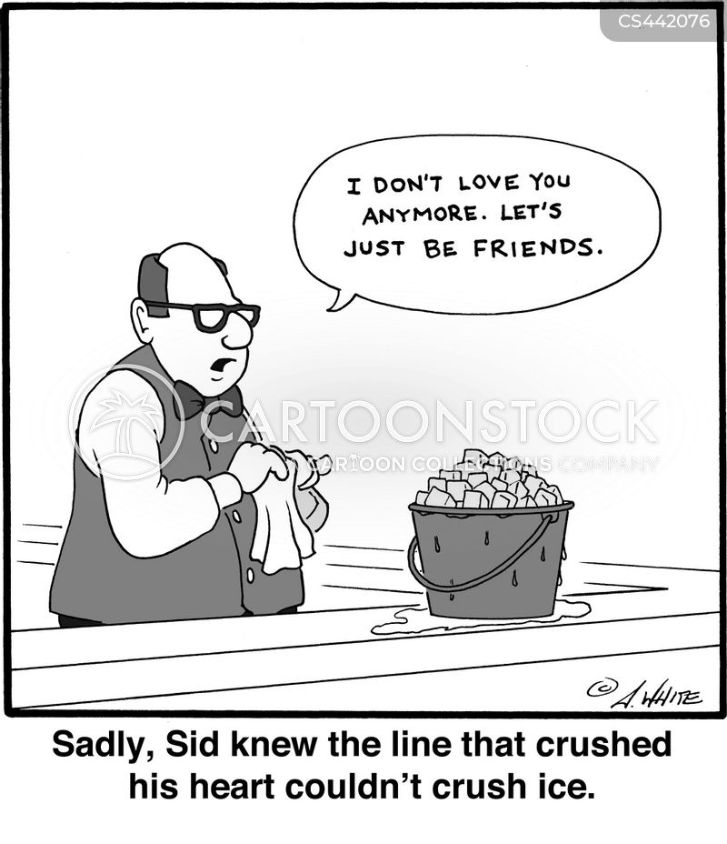 Heartbreak Cartoons and Comics - funny pictures from