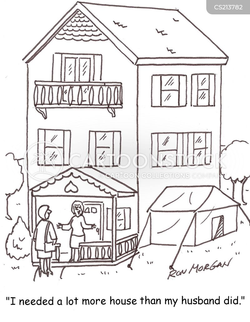move house cartoon