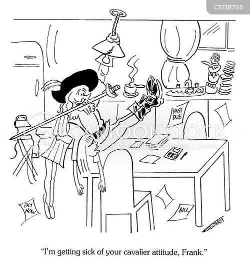 foolhardy cartoon