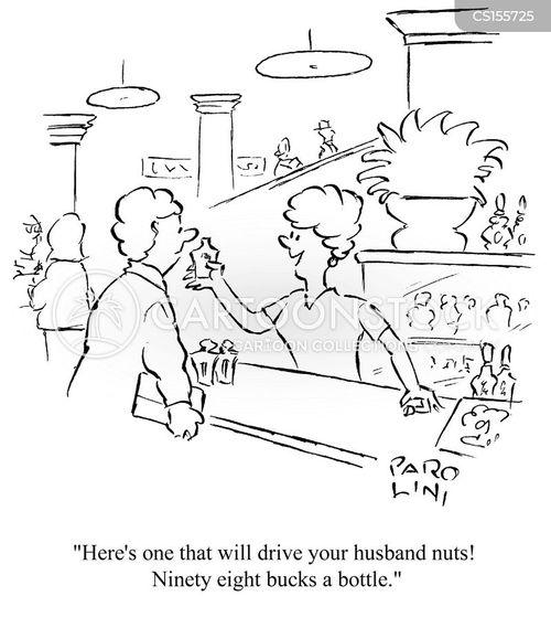 bloomingdales cartoon