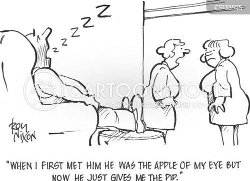 pip cartoon