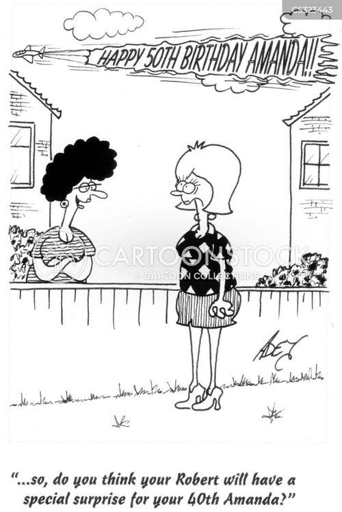 40th cartoon