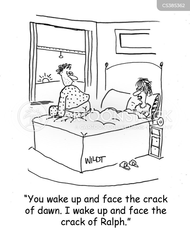 bottom crack cartoon