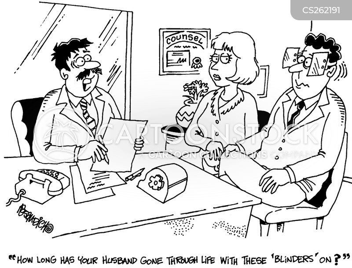 blinder cartoon