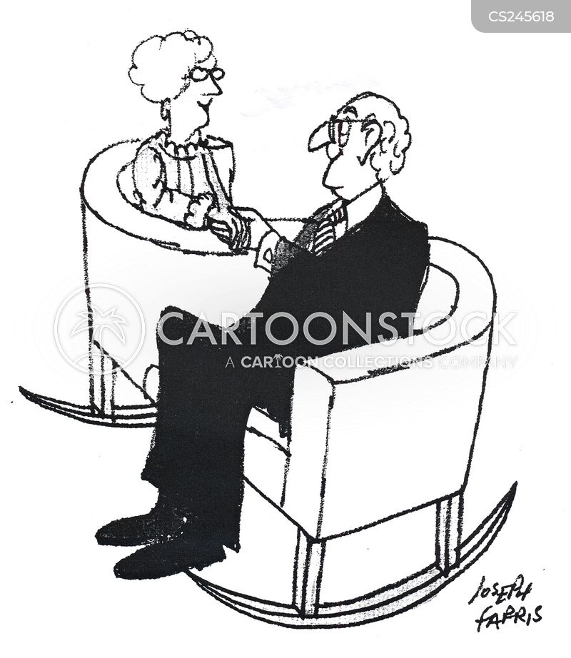 Courting Bench Cartoon 1 Of 1
