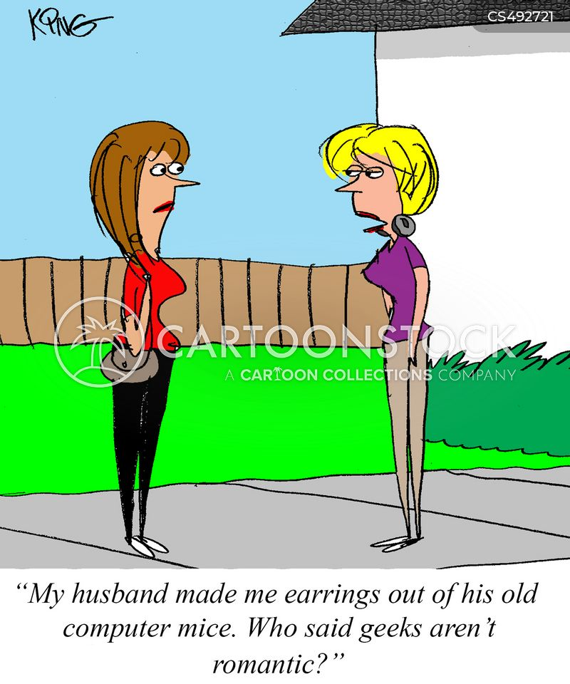 romantic gifts cartoon