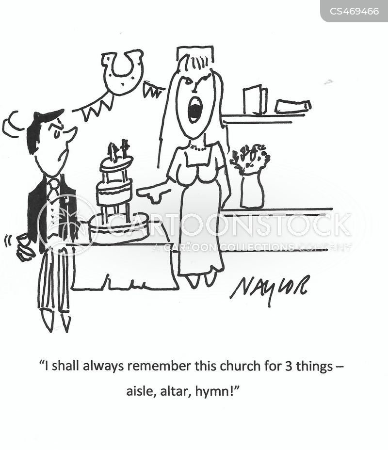 altars cartoon