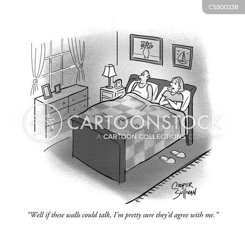 marriage spats cartoon
