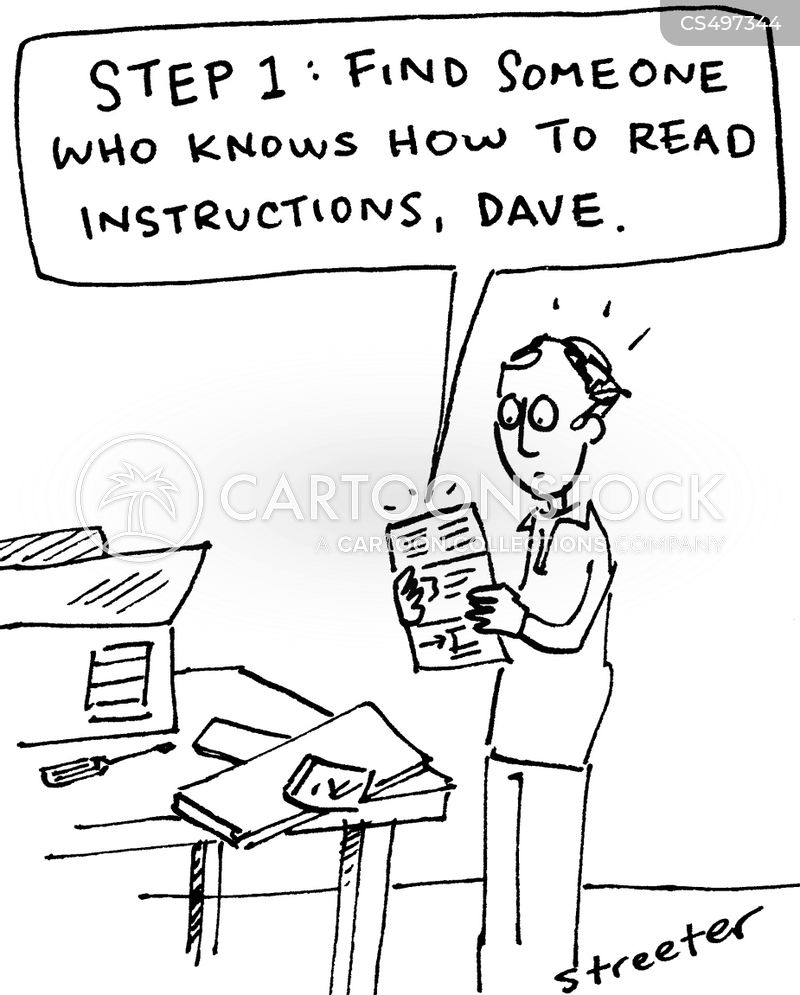 booklets cartoon