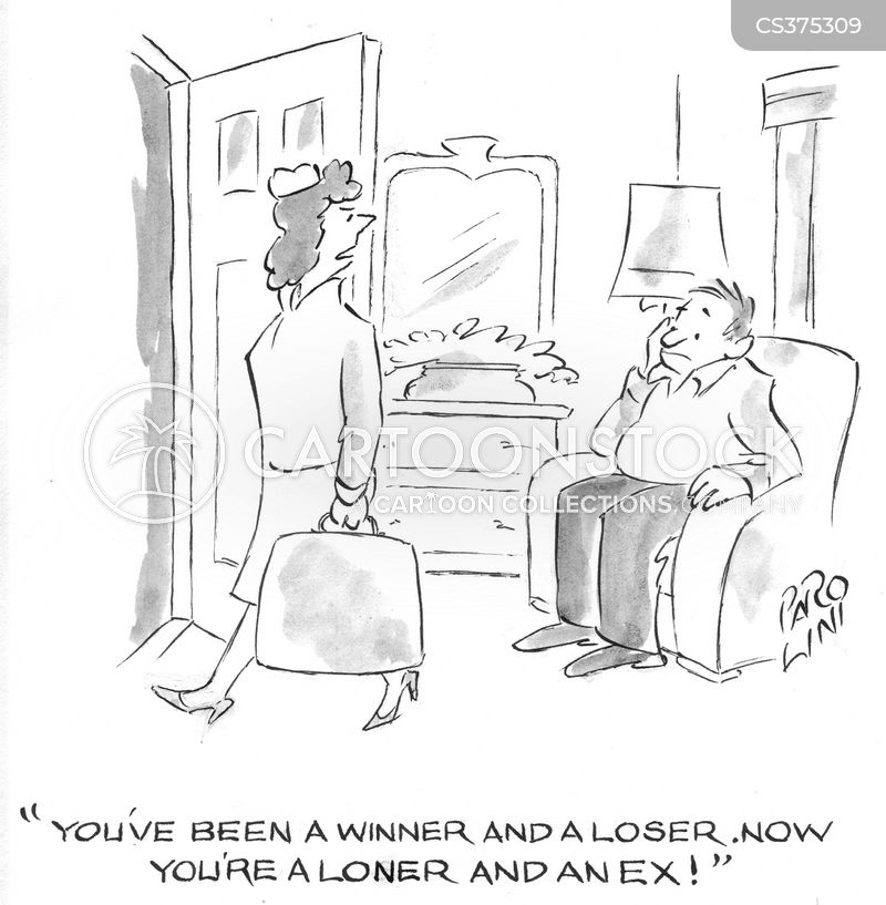 parting comment cartoon