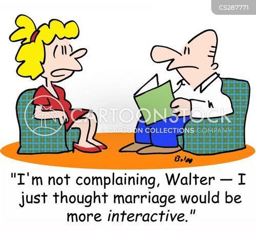 interact cartoon