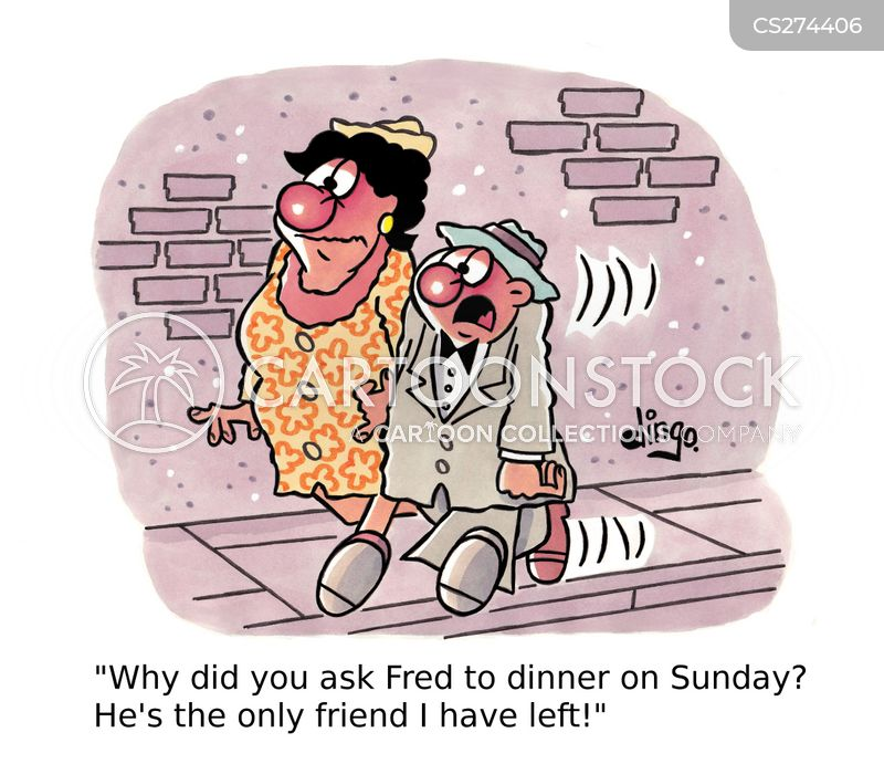 Invited Cartoons And Comics Funny Pictures From Cartoonstock