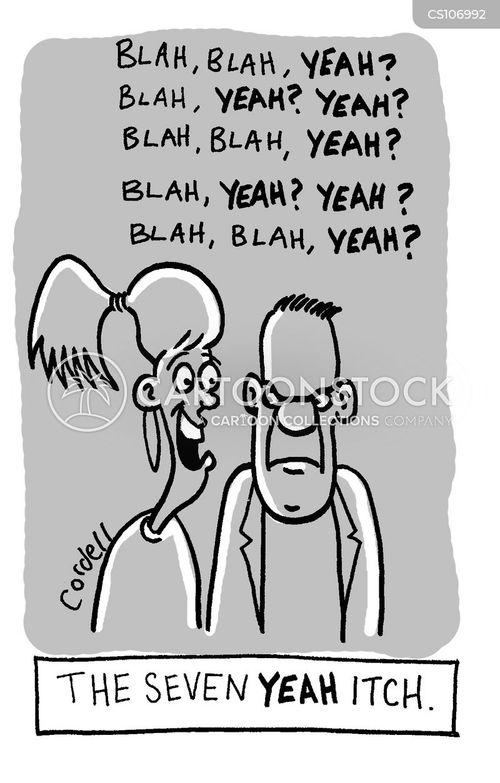 gift of the gab cartoon