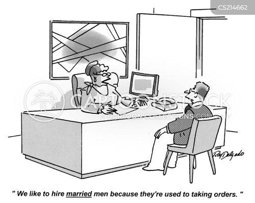 orderer cartoon