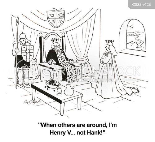 family name cartoon