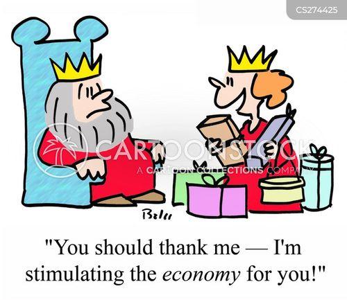stimulations cartoon