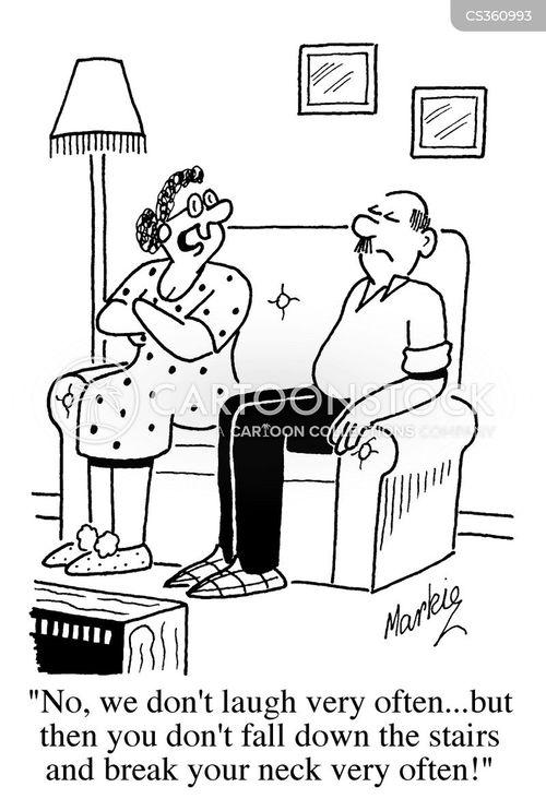 hurtful cartoon