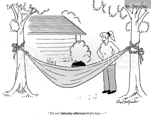 afternoon cartoon
