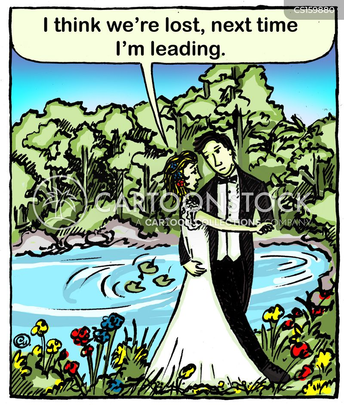 waltzing cartoon