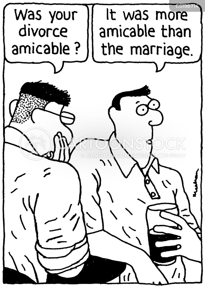 Amicable Divorces cartoons, Amicable Divorces cartoon, funny, Amicable Divorces picture, Amicable Divorces pictures, Amicable Divorces image, Amicable Divorces images, Amicable Divorces illustration, Amicable Divorces illustrations