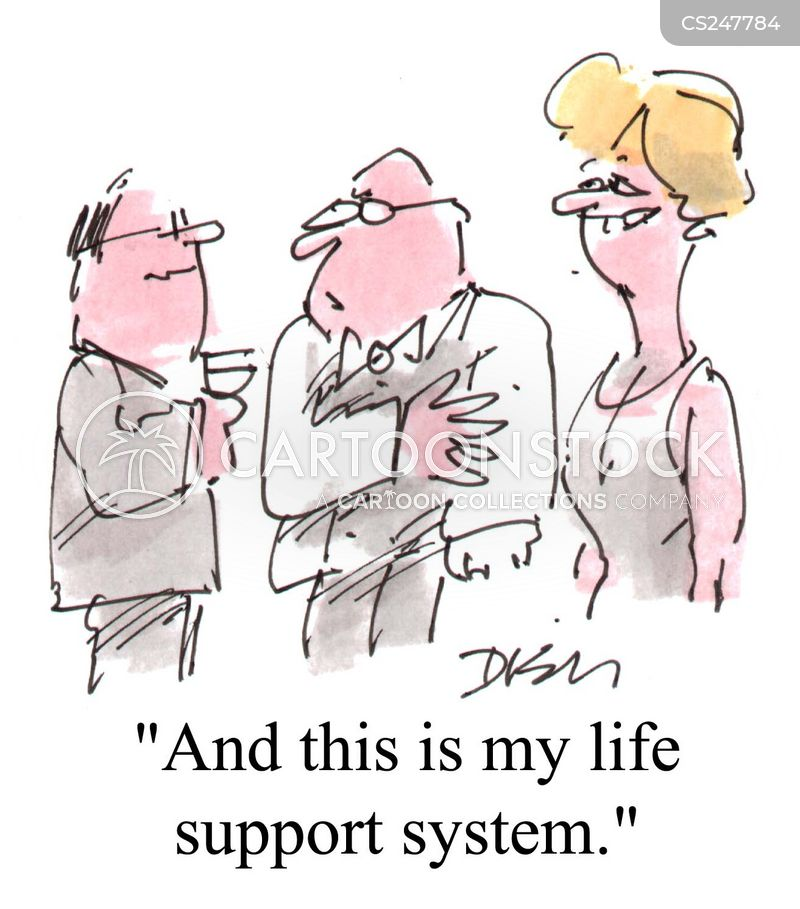 Life Support System cartoons, Life Support System cartoon, funny, Life Support System picture, Life Support System pictures, Life Support System image, Life Support System images, Life Support System illustration, Life Support System illustrations