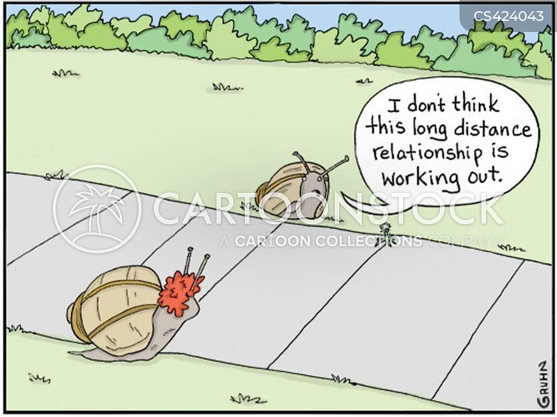 long distance relationships cartoon