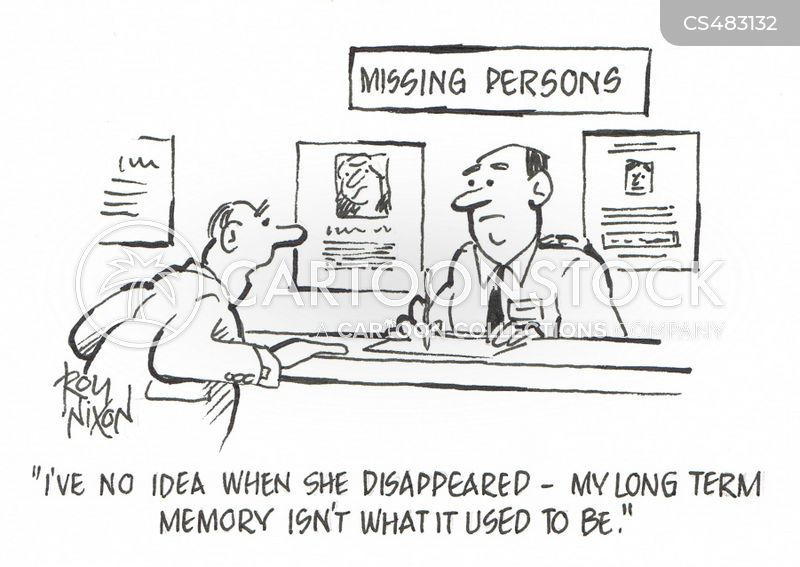 long term memories cartoon