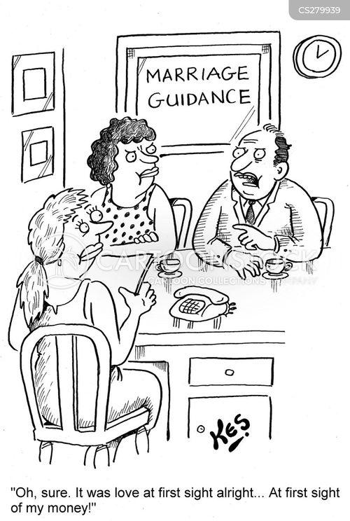 goldigger cartoon