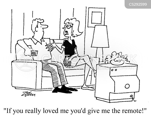emotional blackmail cartoon