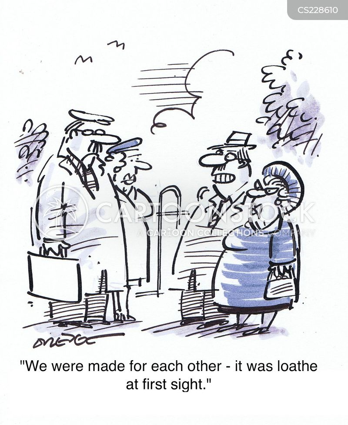 loathing cartoon