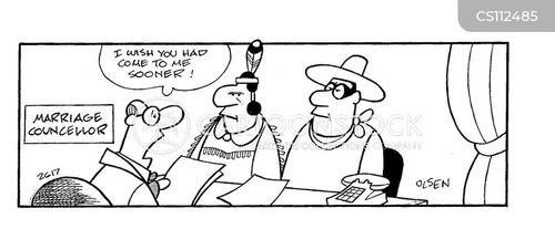 councellor cartoon