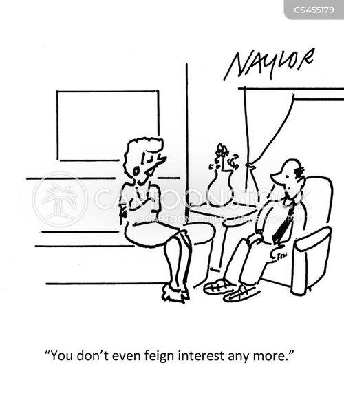 feign cartoon