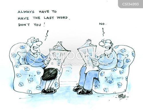 strife cartoon