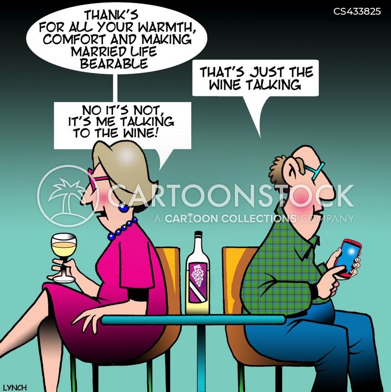 Funny Wedding Anniversary: Marriage Anniversaries Cartoons And Comics