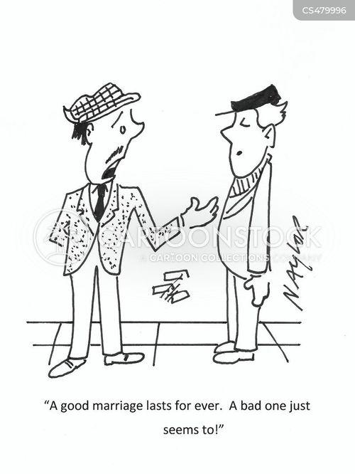 marital tip cartoon