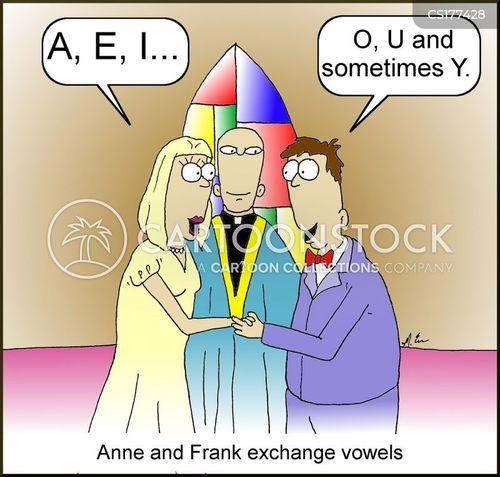 vocabulary cartoon