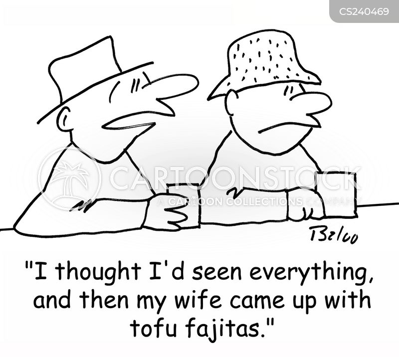 fajitas cartoon