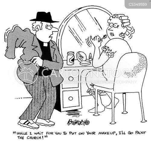 made-up cartoon