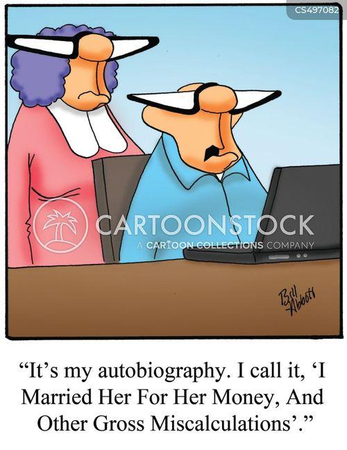 miscalculation cartoon