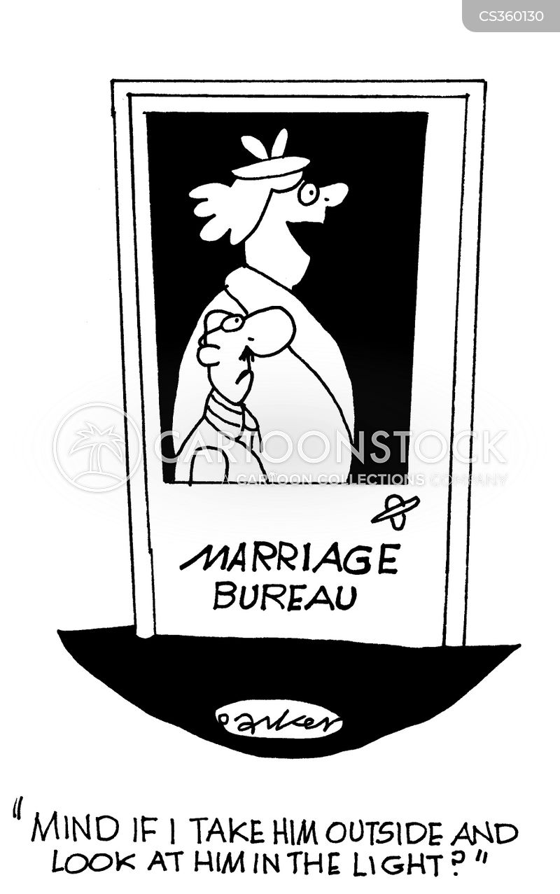 arranged marriages cartoon