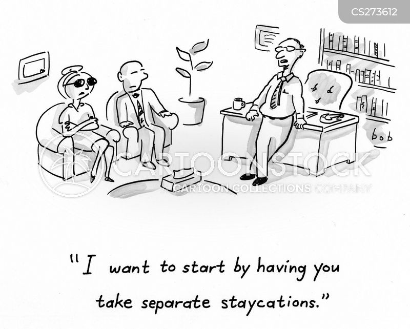 couple therapy cartoon