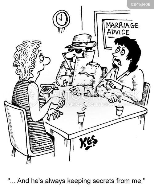 communication breakdowns cartoon