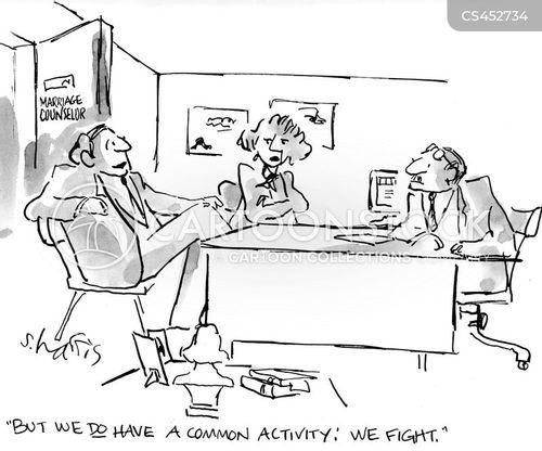 commonality cartoon