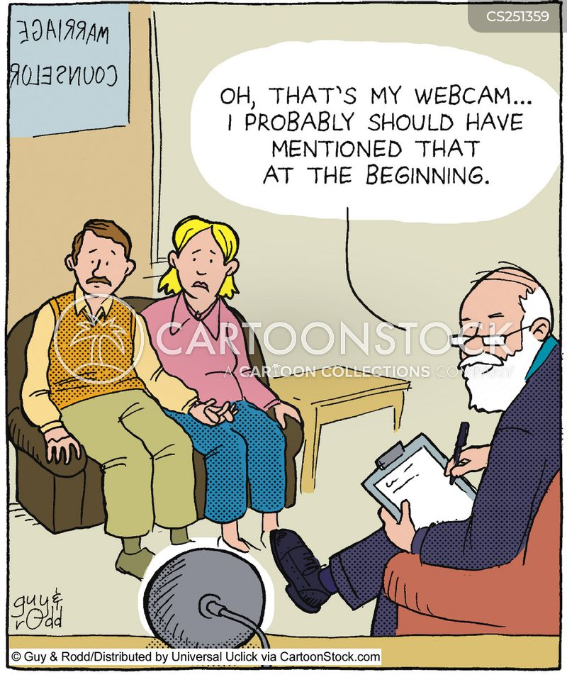 webcams cartoon