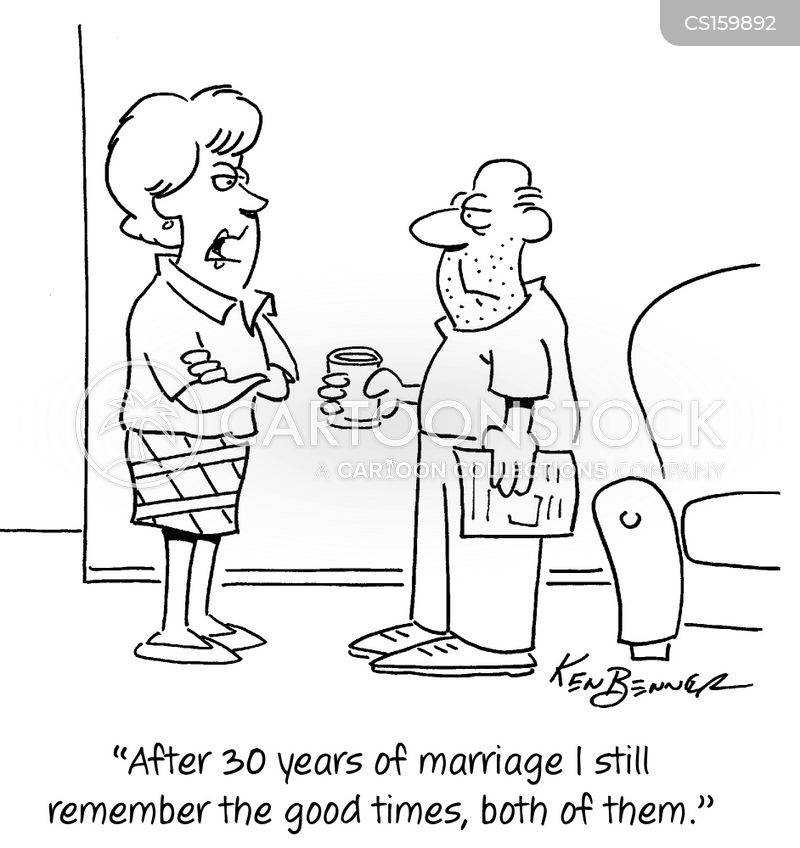honeymoon period cartoon