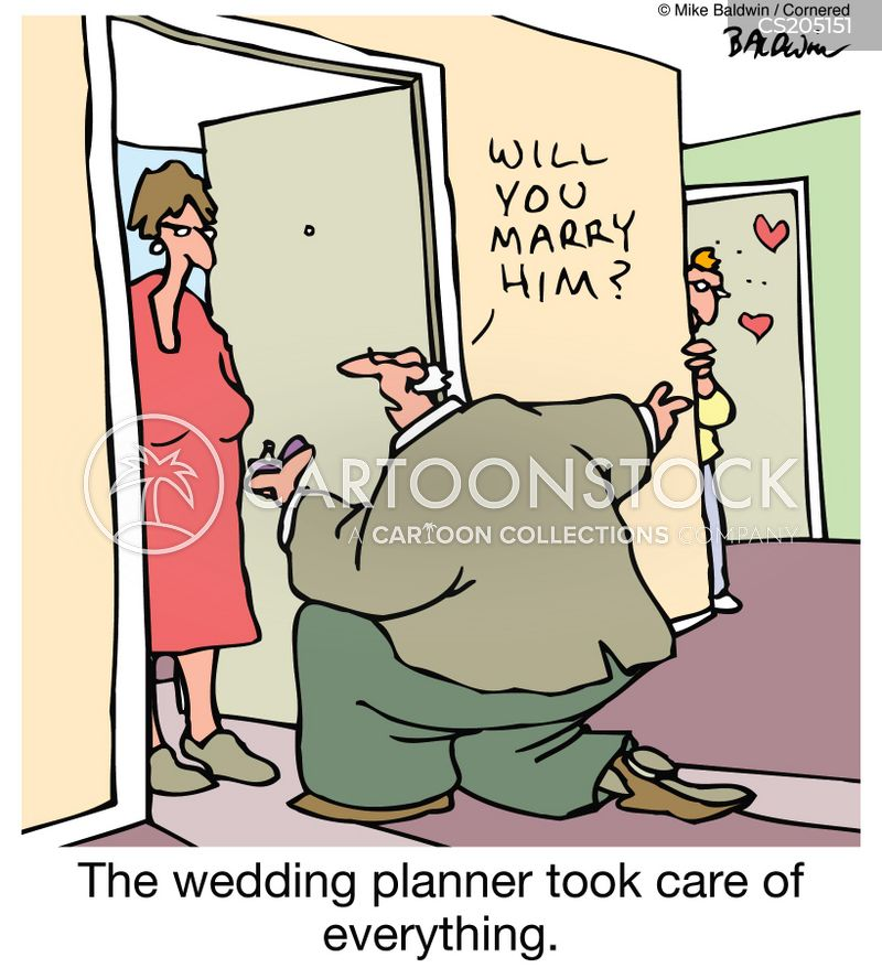 Marriage Proposals Cartoons And Comics Funny Pictures From