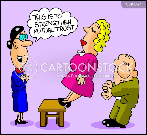 relationship trust building exercises