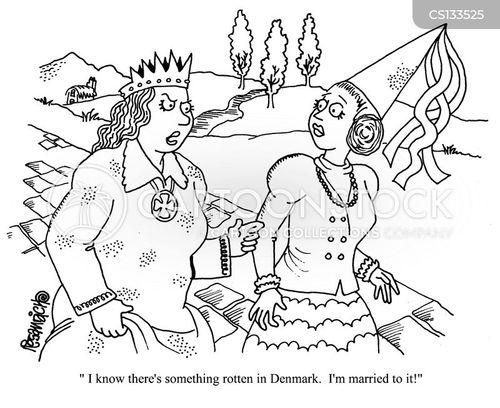 scandinavia cartoon